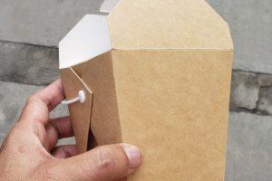 Hộp giấy đựng mì xào